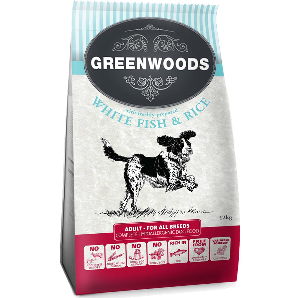 Greenwoods Dog Food
